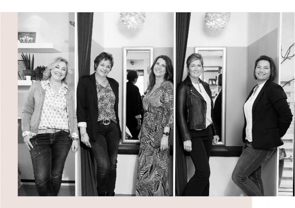 Team Hop & Co - leuke dameswinkel Santpoort Noord